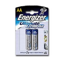 baterie AA Energizer ultimate lithium blister