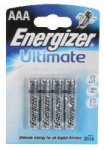 baterie AAA Energizer ultimate blister