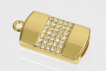 USB kľúč Prívesok gold 4 GB zn. PROPAG - €6.00   Responsive ... 885bd5b79c0