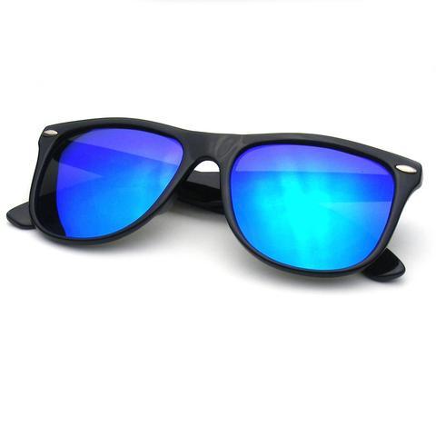 Slnečné okuliare Wayfarer modré - €6.90   VYHODNE e5efc95224c